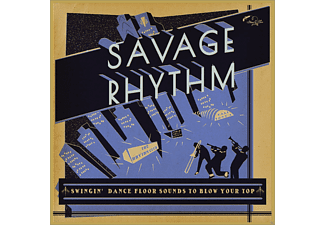 VARIOUS - Savage Rhythm - (CD)