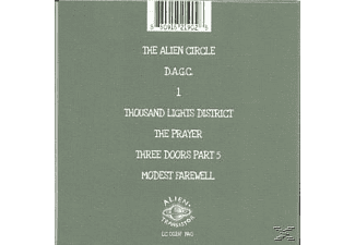 Alien Ensemble - Alien Ensemble - (CD)