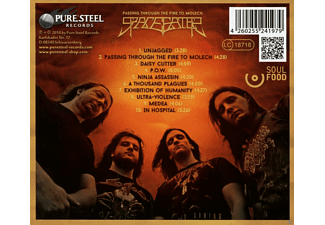 Space Eater - Passing Through The Fire Of Molech [CD]