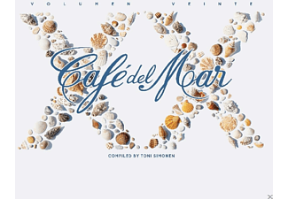 VARIOUS - Cafe Del Mar 20 [CD]