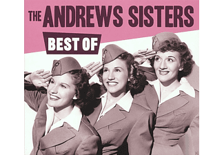 The Andrews Sisters - Best Of  The Andrews Sisters - (CD)