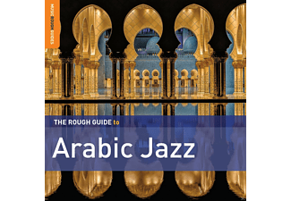 VARIOUS - The Rough Guide To Arabic Jazz - (CD + Bonus-CD)
