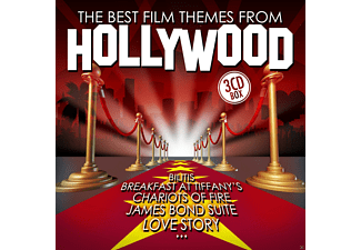 VARIOUS - The Best Film Themes From Hollywood [CD]