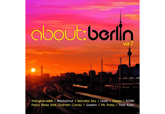 Various - About: Berlin Vol: 7 [CD]