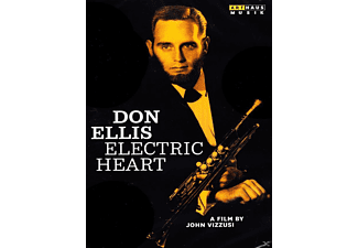 Ellis, Don - Electric Heart - (DVD)