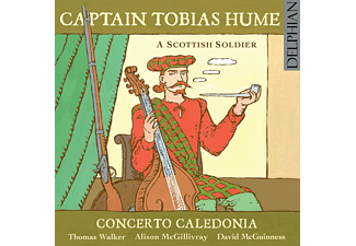 Concerto Caledonia, Thomas Walker, Alison Mcgillivray - A Scottish Soldier - (CD)