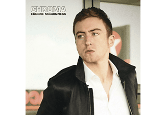 Eugene Mcguinness - Chroma - (CD)
