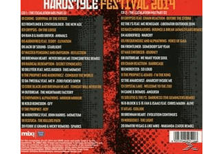 Various - Hardstyle Festival 2014-The Escalation Mix [CD]
