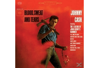 Johnny Cash - Blood,Sweat & Tears - (Vinyl)