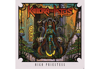 Kobra And The Lotus - High Priestess - (CD)