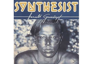 Harald Grosskopf - Synthesist - (CD)