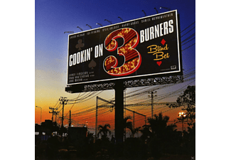 Cookin' On 3 Burners - Blind Bet [CD]