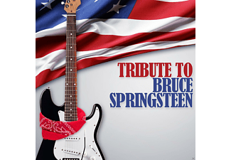 VARIOUS - Tribute To Bruce Springsteen - (CD)