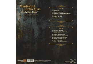 Mississippi John Hurt - Candy Man Blues (Limited Edition) [Vinyl]