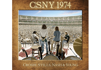 Crosby, Stills, Nash & Young - CSNY 1974 - (Blu-ray Audio)