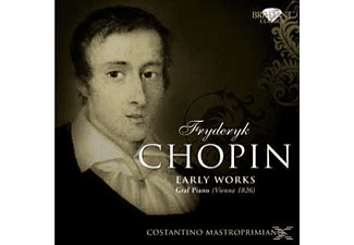 Constantiono Mastroprimiano, Costantino Mastroprimiano - Chopin: Early Works - (CD)