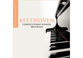Alfred Brendel - Beethoven Complete Piano Sonatas - (CD)