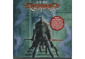 Cryonic Temple & Zandelle - In Thy Power/Twilight On Humanity - (CD)