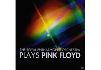 Royal Philharmonic Orchestra - The Royal Philharmoni Orchestra Plays Pink Floyd (Standard) - (CD)