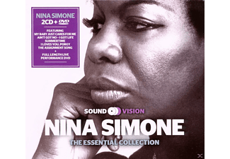 Nina Simone - Essential Collection (2cd+Dvd) - (CD + DVD Video)