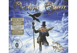 Orden Ogan - To The End - (CD + DVD Video)