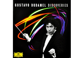 Simon Bolivar Symphony Orchestra, Dudamel Gustavo - Discoveries (Cd+Dvd) [CD + DVD Video]