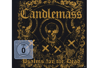 Candlemass - Psalms For The Dead (Limited Edition) [CD + DVD Video]