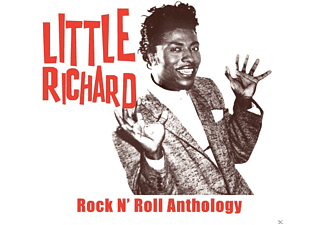 Little Richard - Rock N'roll Anhology - (CD + DVD)