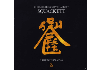 Squackett - A Life Within A Day/Deluxe Two Disc Ltd [CD + DVD Video]
