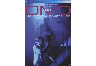 OMD - Live-Architecture & Morality&More - (DVD)