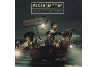 Katzenjammer - A Kiss Before You Go - Live In Hamburg [DVD + CD]