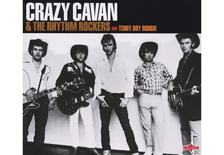 Crazy Cavan & The Rhythm Rockers - Teddy Boy Boogie - (CD)