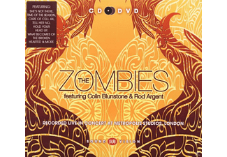The Zombies - Live At Metropolis Studios 2011 - (CD + DVD Video)