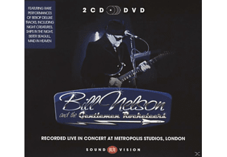 Bill Nelson, VARIOUS - Live At Metropolis Studios 2011 - (CD + DVD Video)