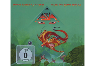Asia - XXX - Deluxe Edition (CD + DVD)