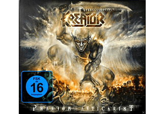 Kreator - Phantom Antichrist - (CD + DVD Video)