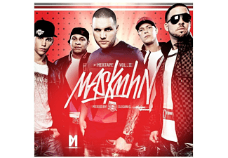 VARIOUS - Maskulin Mixtape Vol.2 - (CD)