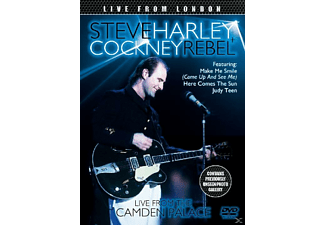 Steve Harley, Cockney Rebel - LIVE FROM LONDON - (DVD)