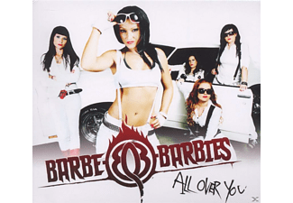 Barbe-q-barbies - All Over You - (CD)