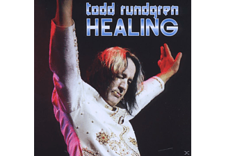 Todd Rundgren - Healing Live - (CD + DVD Video)