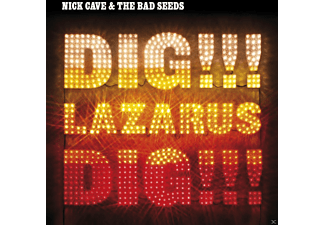 Nick Cave, The Bad Seeds - Dig, Lazarus , Dig!!! (2012 Remaster) [CD + DVD Video]