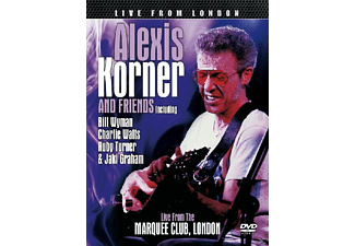 Alexis Korner - Alexis Korner - Live From London - (DVD)