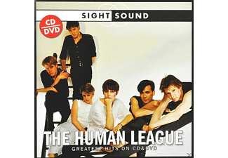 The Human League - Sight & Sound - Greatest Hits On Cd&Dvd - (CD + DVD Video)