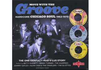 VARIOUS - HARDCORE CHICAGO SOUL 1962-1970 - (CD)
