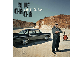 Manuel Galban - Blue Cha Cha [CD + DVD Video]