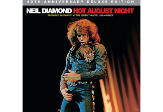 Neil Diamond, VARIOUS - Hot August Night (Deluxe Edition) [CD]