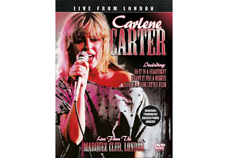 Carlene Carter - Live From London - (DVD)
