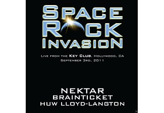 VARIOUS - Space Rock Invasion - (DVD)