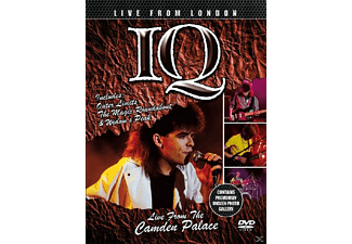 Iq - Live From London - (DVD)