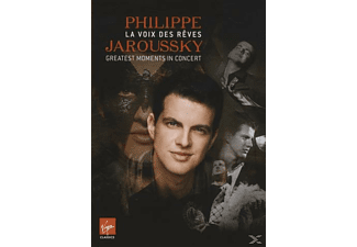 JAROUSSKY/HAIM/PLUHAR/VARIOUS - Greatest Moments In Concert - (DVD)